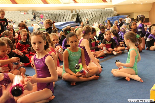 land of oz gymnastics meet